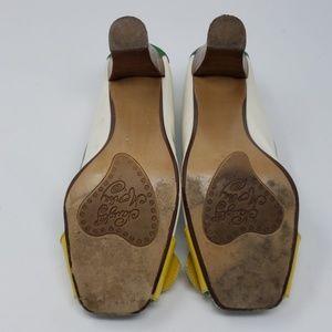 naughty monkey Shoes - Naughty Monkey Buckle Pumps Size 8